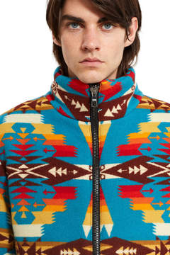 Opening Ceremony Re Editions OC x Pendleton Puffer Coat