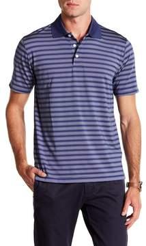 Brooks Brothers Birdseye Striped Polo