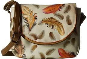Anuschka 547 Medium Flap-Over Convertible Handbags
