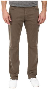 Mavi Jeans Myles Casual Straight in Dusty Olive Twill Men's Jeans