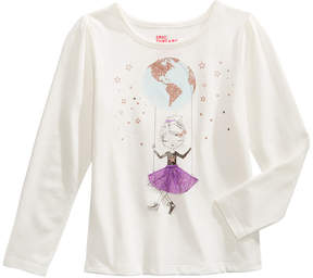 Epic Threads Mix and Match Graphic-Print T-Shirt, Toddler Girls (2T-5T), Created for Macy's