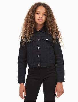 Calvin Klein Jeans Girls Denim Jacket