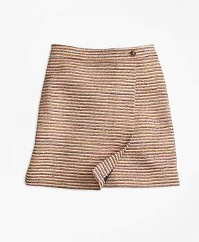 Brooks Brothers Boucle Skirt