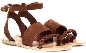 Ancient Greek Sandals Agni suede sandals