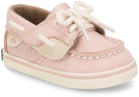 Sperry Bluefish Girls Crib Shoes