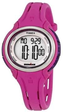 Timex Ironman Digital Pink Silicone Ladies Watch TW5K90400UM