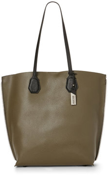 Kenneth Cole Reaction Cargo Green Hamilton Tote