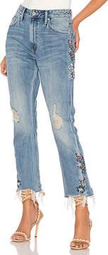 Tularosa Hailey Straight Leg Jean.
