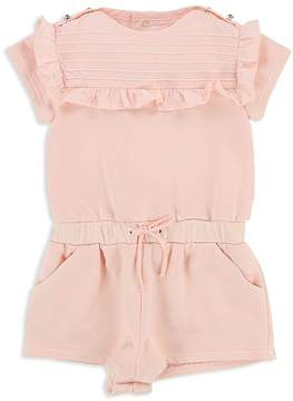 Chloé Girls' Ruffled Romper - Baby