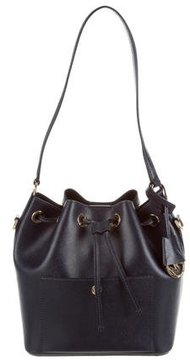Michael Kors Greenwich Bucket Bag - BLUE - STYLE