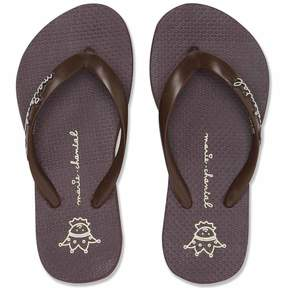 Marie Chantal Boys Flip Flop - Chocolate