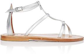 K. Jacques Women's Antioche Leather Sandals