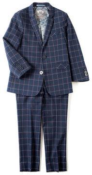 Appaman Boys' Two-Piece Plaid Mod Suit, 2T-14