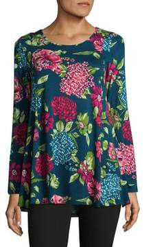 Context Floral Swing Top
