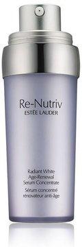 Estée Lauder Re-Nutriv Radiant White Age-Renewal Serum Concentrate, 1.0 oz.