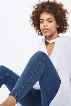 Raw Hem Jamie Jeans