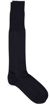 John W. Nordstrom Men's Mini Birdseye Over The Calf Socks