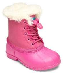 Native Baby's, Toddler's & Kid's Lace-Up & Toggle Boots