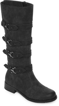 Two Lips 2 Lips Too Joe Womens Riding Boots
