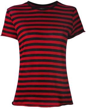 Amiri striped T-shirt
