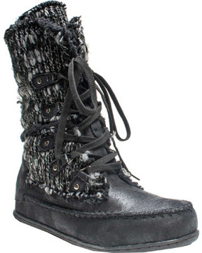 Muk Luks Lilly Lace Up Boot (Women's)