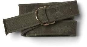 Gap Camo webbing belt