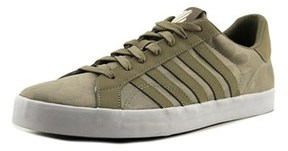 K-Swiss Belmont So T Camo Round Toe Synthetic Sneakers.