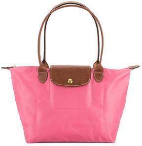 Longchamp Peony Nylon Canvas Le Pliage S Long Strap Bag - ONE COLOR - STYLE