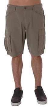 Napapijri Men's Green Cotton Shorts.