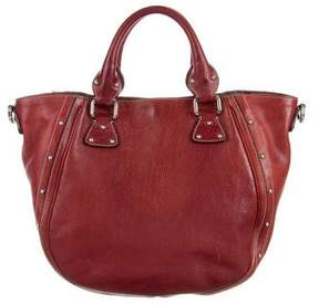 Dolce & Gabbana Miss Express Satchel - RED - STYLE