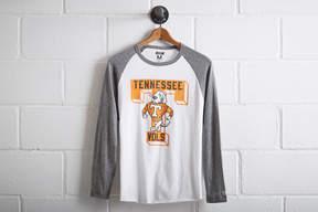 Tailgate Men's Tennessee Volunteers Baseball Shirt