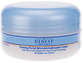 Dr. μ Dr. Denese Firming Facial Microdermabrasion Cream, 4 oz