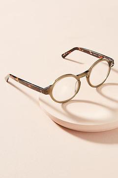Anthropologie Joyce Round Reading Glasses