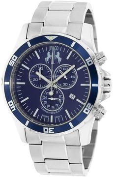 Jivago Ultimate Collection JV6127 Men's Stainless Steel Analog Watch