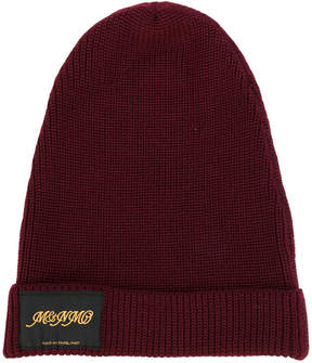 Stella McCartney classic knitted beanie hat