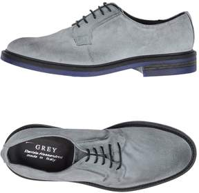 Grey Daniele Alessandrini Lace-up shoes