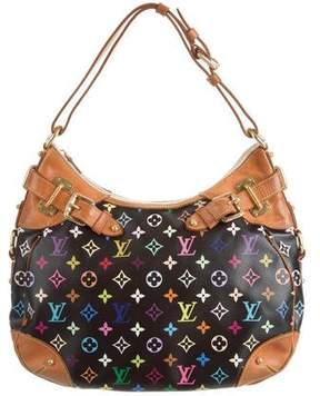 Louis Vuitton Multicolore Greta Bag - BROWN - STYLE