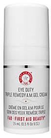 First Aid Beauty Eye Duty Triple Remedy AM GelCream