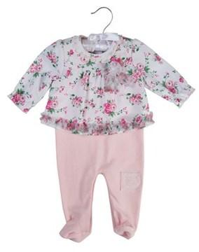 Laura Ashley Infant Layette Sleep N' Play Set.