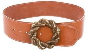 Barneys New York Barney's New York Oversize Waist Belt
