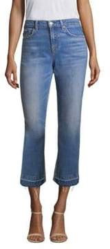 7 For All Mankind Kiki Cropped Jeans