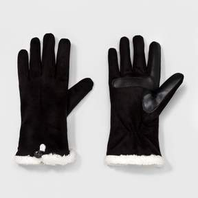 Isotoner Women's smarTouch Microsuede Gloves