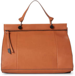 Foley + Corinna Cognac Slumber Nights Dione Large Satchel