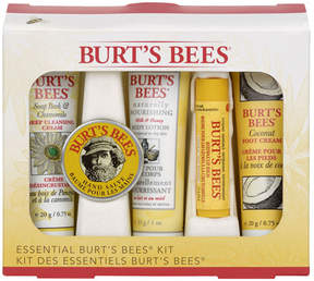 Essential Burt's Bees Kit by Burt's Bees (5pieces Set)