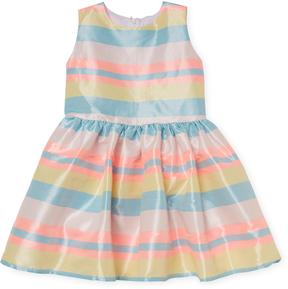 Halabaloo Delicious Stripe Dress