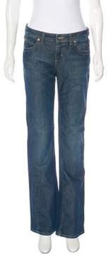 Edun Mid-Rise Wide-Leg Jeans