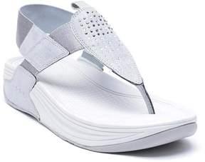 Easy Spirit Fabienta Slingback Thong Sandal