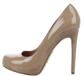 Alejandro Ingelmo Grace Patent Leather Pumps