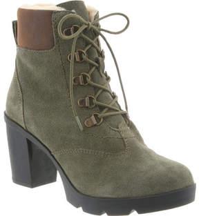 BearPaw Marlowe Lace-Up Ankle Boot (Women's)