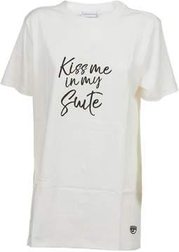 Chiara Ferragni Kiss Me T-shirt
